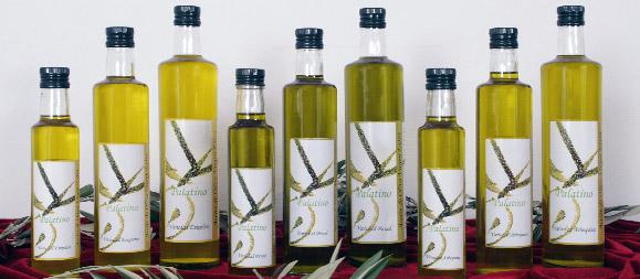 Los aceites de oliva virgen extra