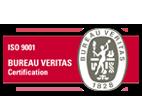 logo Certificación Bureau Veritas