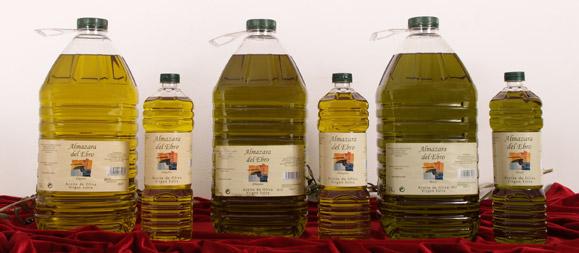 aceite de oliva Almazara del Ebro