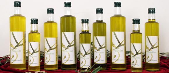 Aceite de oliva Palatino