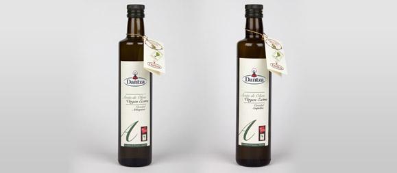 Aceite de oliva Dantza